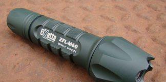 Elzetta là đèn pin từ nhôm máy bay: 6061-T6, với họ hợp kim này tối ưu cho đèn pin