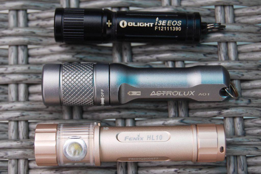 [REVIEW] Trên tay đèn pin đeo trán nhỏ gọn Fenix HL10