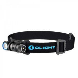 Đèn pin đội đầu kết hợp đèn pin mini H1R Nova